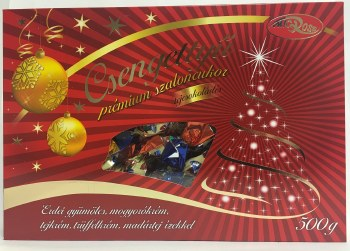 MicRose Assorted Christmas Bonbons 500g