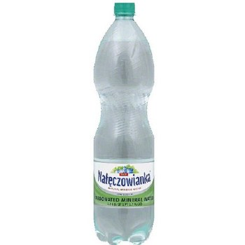 Naleczowianka Natural Sparkling Mineral Water 1.5L