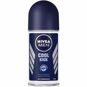 Nivea Roll On Deodorant Cool Kick Men 50ml