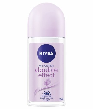 Nivea Roll On Deodorant Double Effect Womens 50ml