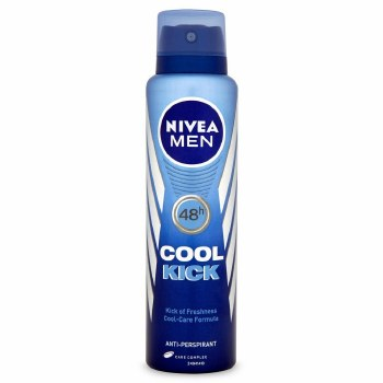 Nivea Spray Deodorant Cool Kick Women