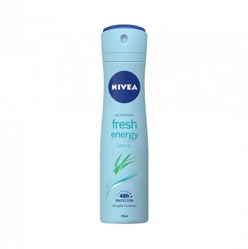 Nivea Fresh Energy Womens Deodorant Spray 150ml