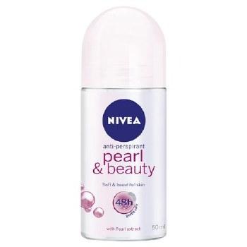 Nivea Roll On Deodorant Pearl Beauty Women