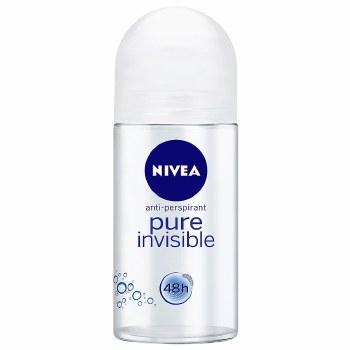 Nivea Roll On Deodorant Pure Invisible Women