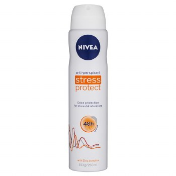 Nivea Spray Deodorant Stress Protect Women