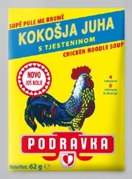 Podravka Chicken Soup 62g