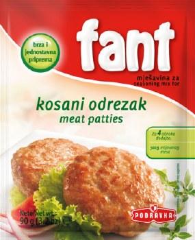 Podravka Fant Meat Patties Seasoning 90g