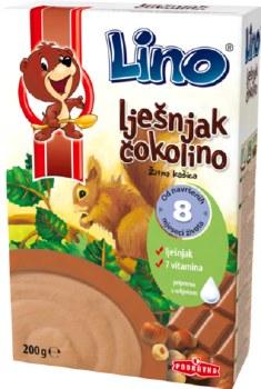 Podravka Hazelnut Chocolino Cereal Flakes200g
