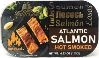 Baltic Gold Atlantic Hot Smoked Salmon 120g