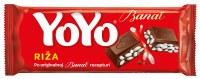 Banat YoYo Rice Chocolate 150g