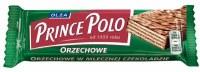 Olza Prince Polo XXL Hazelnut Chocolate Wafer 50g.
