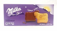 Milka Choco Cow Biscuits Topped with Milk Chocolate 120g