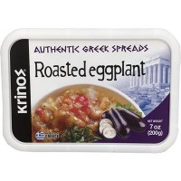 Krinos Authentic Roasted Eggplant Spread 200g R