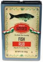 Pride of Szeged Fish Rub 142g