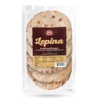 EM Wood Fired Lepinja Bosnian Style Traditional Flatbread 5 pcs F