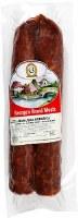 Georges Banijska Garlic Pork Dry Sausage Approx 1.0 lb PLU 104 F
