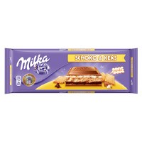 Milka Choco Biscuit Chocolate 250g
