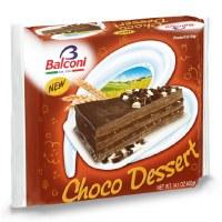 Balconi Choco Dessert Cake400g