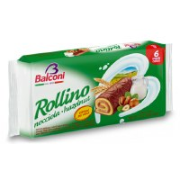 Balconi Rollino Hazelnut 222g