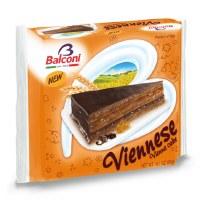 Balconi Viennese Apricot Chocolate Cake 400g