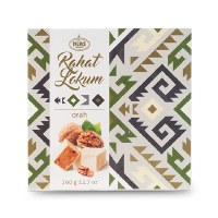Klas Walnut Flavored Lokum Turkish Delight 360g