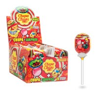 Perfetti Van Melle Chupa Chups Surprise Lollipop Single Lollipop