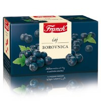 Franck Blueberry Tea 55g
