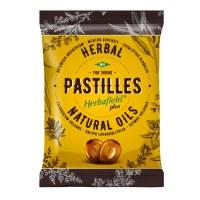 Zaharni Zavodi Herbafield Plus Herbal Pastilles Hard Candy 49g