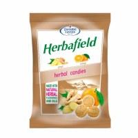 Zaharni Zavodi Herbafield Ginger and Orange Hard Candy 85g