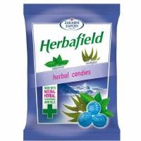 Zaharni Zavodi Herbafield Peppermint and Eucalyptus Hard Candy 85g
