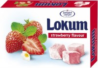 Zaharni Zavodi Strawberry Lokum 140g