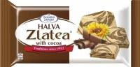 Zaharni Zavodi Sunflower Halva with Cocoa 180g