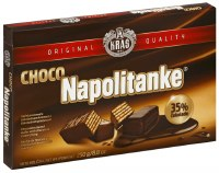 Kras Chocolate Covered Wafers Napolitanke 250g