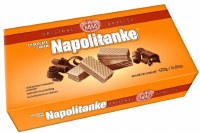 Kras Chocolate Cream Wafers Napolitanke 420g