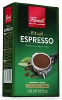 Franck Espresso Ground Coffe 250g