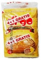 Di-Go Dry Instant Yeast 4 Plus 1 Free 30g