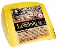 MIjekara Livno Livanjski Cows Milk Cheese 300g R