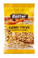 Master Pumpkin Seeds 100g