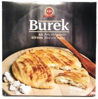 EM Burek Filled with Cheese 950g F