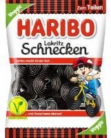Haribo Lakritz Schnecken Licorice Snails Candy 200g