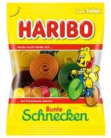 Haribo Bunte Schnecken Colorful Snails Candy 175g
