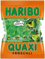 Haribo Quaxi Frogs Gummy Candy 200g