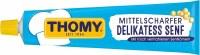 Thomy Delikatess Senf Mustard Squeeze Tube 100ml