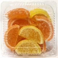 Jelly Confectionery Lemon Orange Wedges 380g