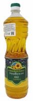 Kubanskaya Dolina Unrefined Sunflower Oil 1L