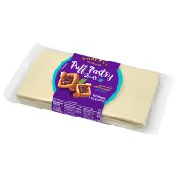 Amber Rye Frozen Puff Pastry Sheets 500g