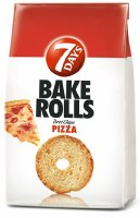 7 Days Bake Rolls with Pizza Flavor 112g