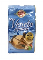 Evropa Veneto Squares with Hazelnut Filling 250g