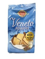 Evropa Veneto Squares with Milk and Cocoa Filling 250g