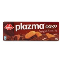 Bambi Choco Lane Plazma Biscuits 135g